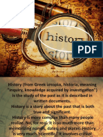 Report in Philosophy Gladd