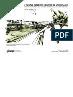 Valorización del paisaje interior urbano de Valparaíso