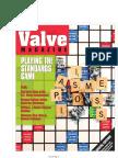 Valve Magazine _Sprng 2009