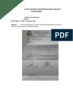 Laporan Kegiatan Harian Pkc Psr Rebo Mgg 3
