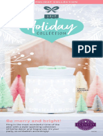 Holiday Collection Scentsy 2017