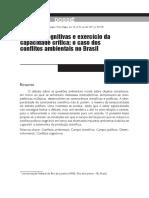 Disputas cognitivas e exercício da capacidade crítica - o caso dos conflitos ambientais no Brasil, Henri Acserad.pdf