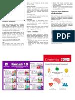 Leaflet Alzheimer Ringkas