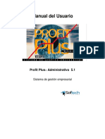 Manual Del Usuario Administrativo  Profit plus