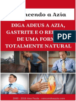 E-book Vencendo a Azia