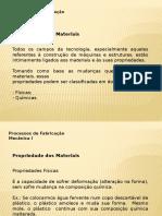 Aulas Processos I - Metalurgia do Pó.pptx
