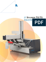 Xplorer-TX TS Spanish