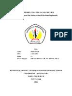 Tugas Hukum Diplomatik Dan Konsuler II