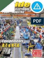 Guide S 233 Curit 233 Electrique Pour L 39 Industrie Equipements BT Amp HTA Www Cours-Electromecanique Com