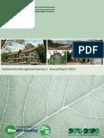 Bmb 2015 Annual Report