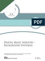 Digital Music Industry 2017