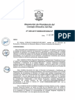 Resolución N°356-2017-SINEACE-CDAH-P