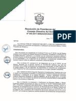 Resolución N°355-2017-SINEACE-CDAH-P