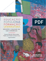Educacao Popular Formacao Universitaria