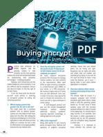 Buying Encryption