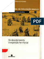 História Geral da Civilização Brasileira- Tomo I- A Época Colonial 01- Sérgio B. Holanda.pdf