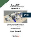 E_OpenCIM User Manual