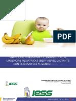 Protocolos Clinico, Rechazo Al Alimneto