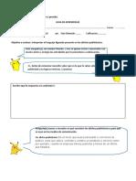 Ejemplo de Guía de Aprendizaje