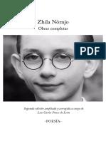 Zhila Nörnjo, Obras Completas (Segunda Edición)