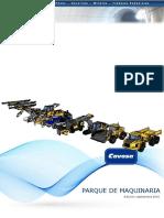 Catalogo de Maquinaria