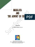 Mahalaya and the Advent of Durga