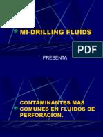 Contaminantes Fluidos Base Agua