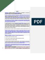 COMPARACIÓN | Modificaciones Al Proyecto de Ley Estatutaria JEP 06.04.17