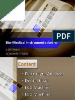 3019 Dental Equipment Powerpoint Template