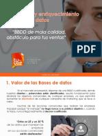 Creacion y Actualizacion de BBDD Tu Voz1