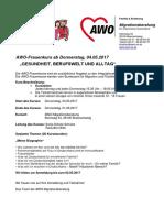 AWO Frauenkurs Ausschreibung 2017a