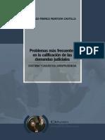 Dialogo Jurisprudencia - Casuistica Procesal Civil