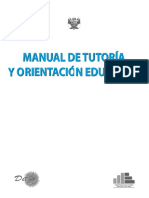 Manual de Tutoria y Orientacion Educativa - 01