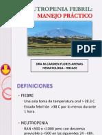 Manejo Practico Neutropenia Febril 1