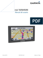 Manual Gps GARMIN