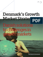 Denmarks Growth - Danish Solutions to Challenges in Growth Markets