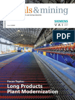 010 Metals-Magazine 3-2009 Long-Products Plant-Modernizations