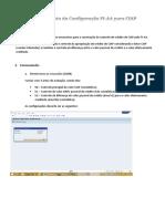 SAP FI-AA - Procedimento de Configuração CIAP