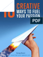 Fuel Your Passion
