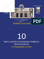 10 Brevi Lezioni Di Economia Pubblica Scienza Delle Finanze