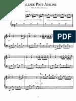 Richard Clayderman-Ballade Pour Adeline-SheetsDaily (1).pdf