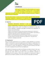 Plan de Manejo Ambiental La Concavita s.a.
