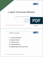 03_Consumer Behavior Sp2015