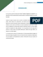 INFORME DE LABORATORIO FISICA II N° 01