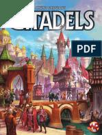 Citadels Rules