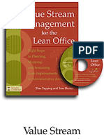Don Tapping, Tom Shuker-Value Stream Management for the Lean Office_ Eight Steps to Planning, Mapping, & Sustaining Lean Improvements in Administrative Areas-Productivity Press (2003) (1)