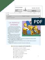 Controle Niveau 1 La Famille Controle Devaluation 85457