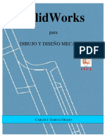 Diseño Mecanico Con Solidworks