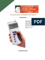 Conductivímetru si Analizator de Culoare.doc