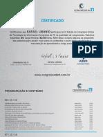 Modelo Certificado Digital Congressodeti